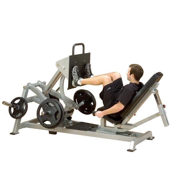 horizontal leg press machine