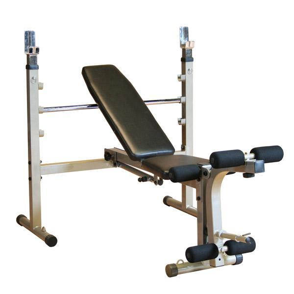 Best Fitness Flat Incline Decline Folding Bench And Stand Bfob10 New 638448001442 Ebay