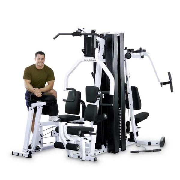 Body solid exm lps selectorized home gym new