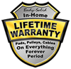 Body Solid In-Home Lifetime Warranty