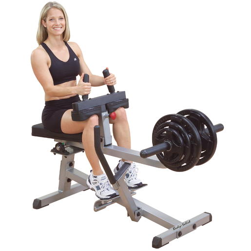 Body Solid Seated Calf Raise - GSCR349