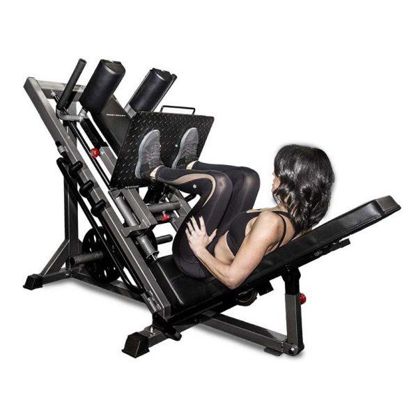 Bodycraft Hip Sled / Leg Press / Hack Squat [F660]