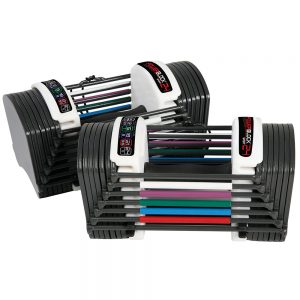 Powerblock Sportblock 2.4 Adjustable Dumbbells (3-24 lbs Per Dumbbell)