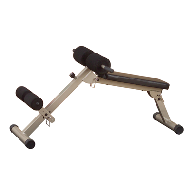Best Fitness Ab Board / Hyperextension BFHYP10