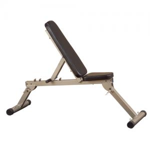 Best Fitness Flat / Incline / Decline Workout Bench [BFFID10]