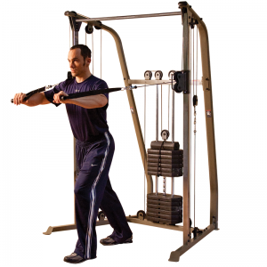 Best Fitness Functional Trainer BFFT10 - chest press