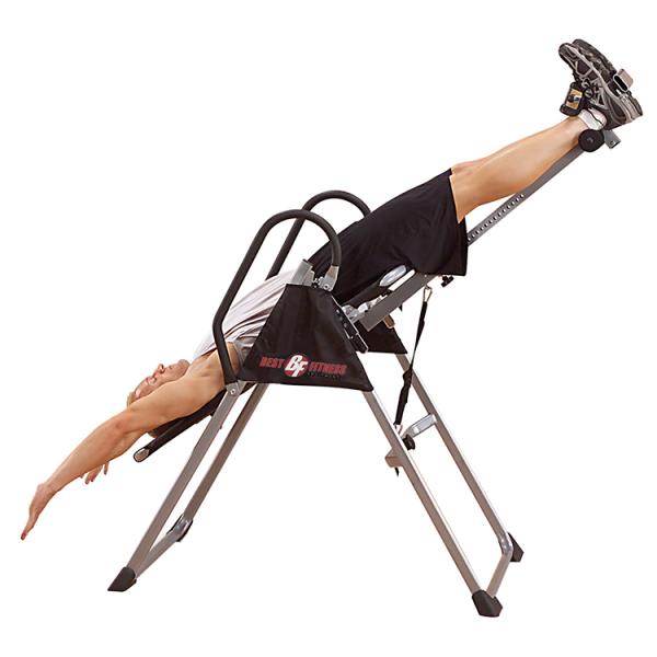Best Fitness Inversion Table BFINVER10 - decline position