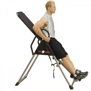 Best Fitness Inversion Table BFINVER10 - incline position