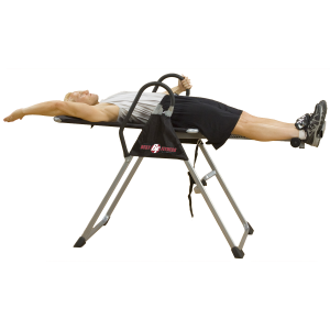 Best Fitness Inversion Table BFINVER10 - flat position