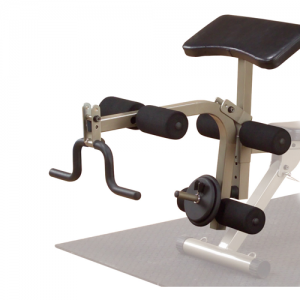 Best Fitness Leg Developer / Preacher Curl Attachment BFPL10