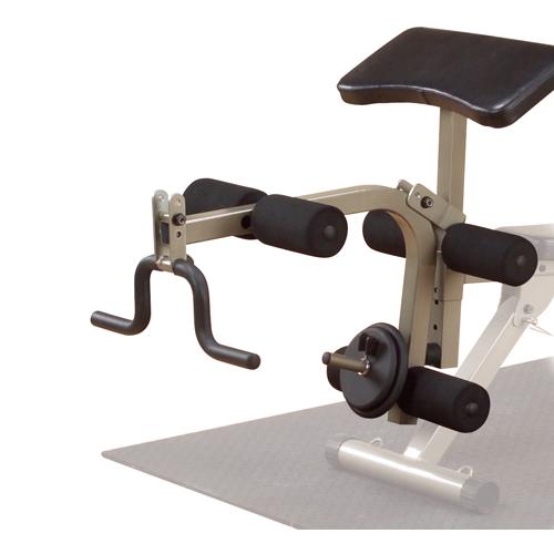Best Fitness Leg Developer / Preacher Curl Attachment BFPL10