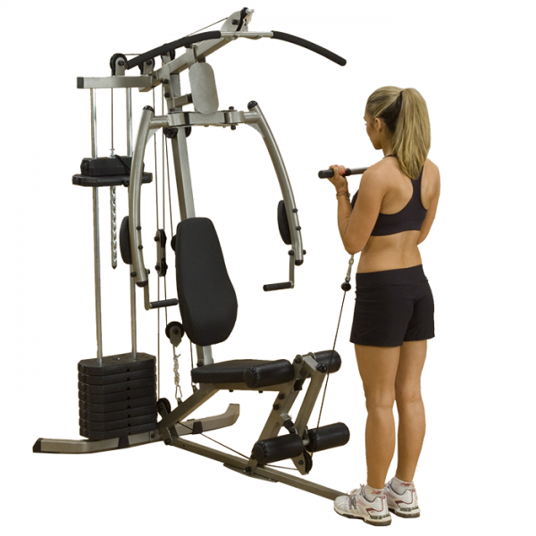 Best Fitness Sportsman Gym 20 [BFMG20] - biceps curl