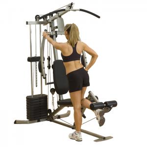 Best Fitness Sportsman Gym 20 [BFMG20] - leg curl