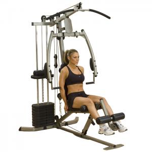Best Fitness Sportsman Gym 20 [BFMG20] - leg extension