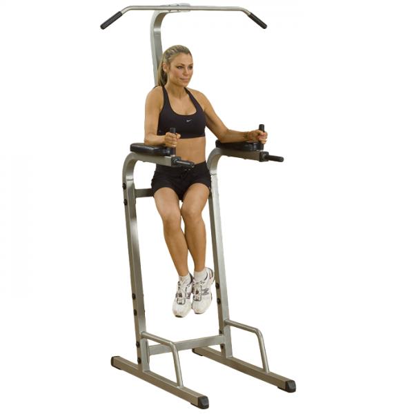 Best Fitness Vertical Knee Raise BFVK10 - lower abs