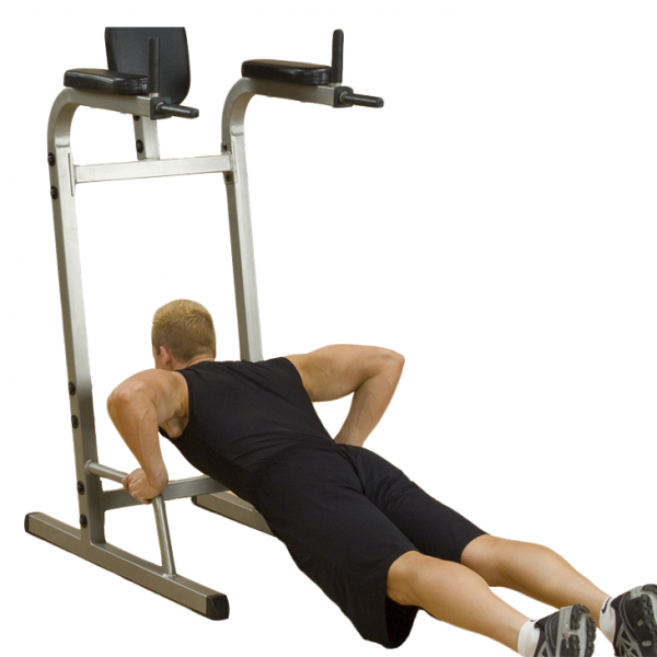 Best Fitness Vertical Knee Raise BFVK10 - decline push-ups