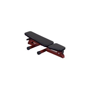 Best Fitness Flat / Incline / Decline Workout Bench [BFFID10]