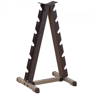 Body-Solid 2 Tier Vertical Dumbbell Rack [GDR44]