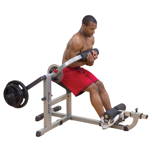 Body Solid Ab Back Machine GCAB360 crunches