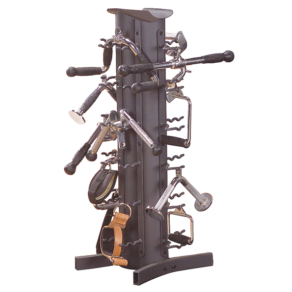 Body-Solid Accessory Stand with Cable Attachments [VDRA30-PACK]