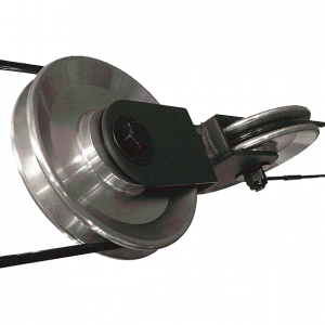 Body-Solid Aluminum Pulley Upgrade for G10B Gym [GAP10]