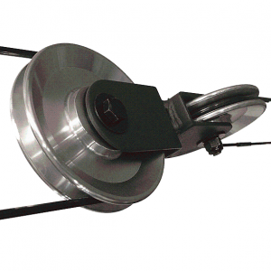 Body-Solid Aluminum Pulley Upgrade for G4I [GAP4]