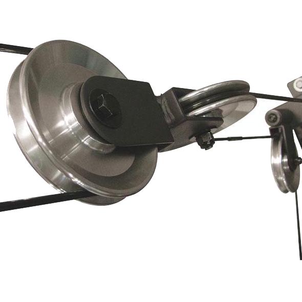 Body-Solid Aluminum Pulley Upgrade For Leg Press GAPLP