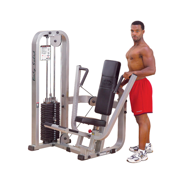 Body-Solid Chest Press Machine [SBP100G]