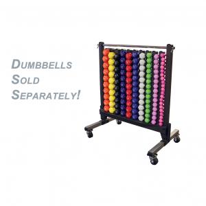 Body-Solid Commercial Dumbbell Rack [GDR500]