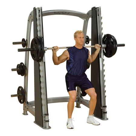Body-Solid Counter Balanced Smith Machine [SCB1000]
