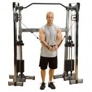 Body Solid Functional Training Center 200 GDCC200 - cable crossover