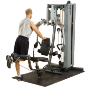Body-Solid Fusion 400 Personal Trainer [F400C] - leg curl
