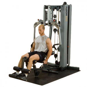 Body-Solid Fusion 400 Personal Trainer [F400C] - leg extension