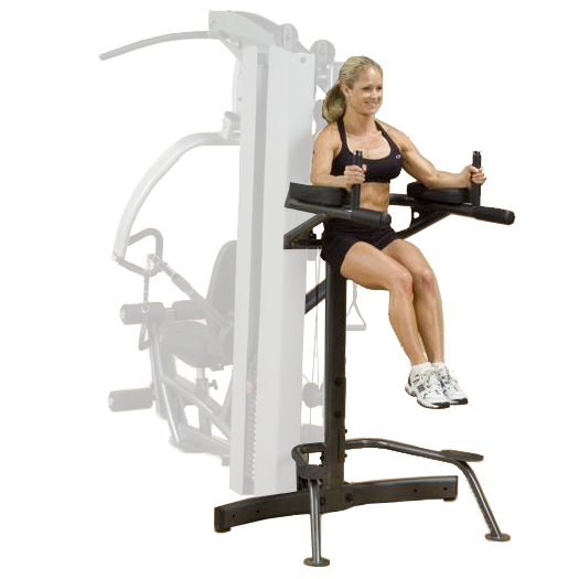 Body-Solid Fusion Vertical Knee Raise Station FKR