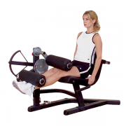 Body-Solid G10B Bi-Angular Home Gym - leg extension