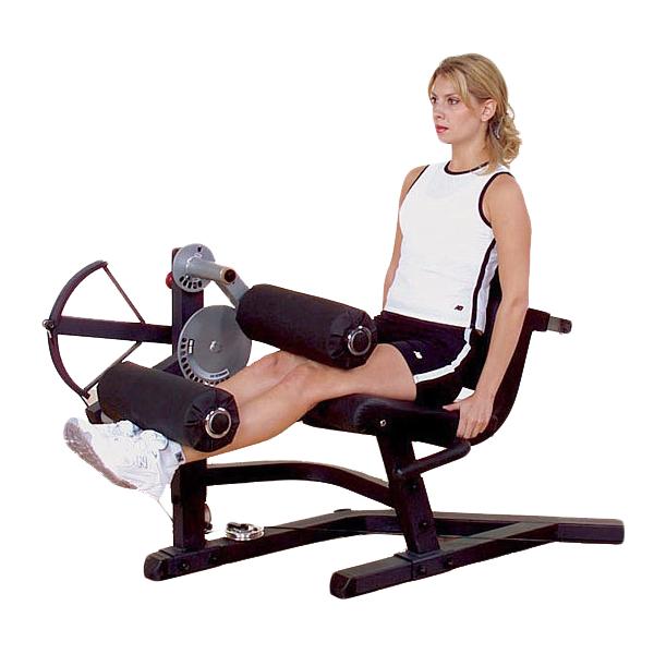 Body-Solid G10B Bi-Angular Home Gym - leg extension