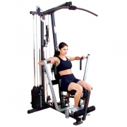 Body-Solid G1S Selectorized Gym - chest press