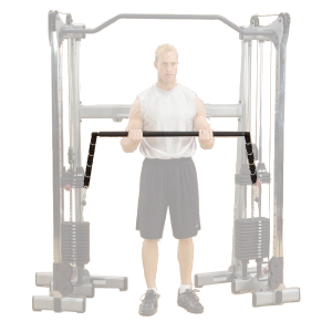 Body-Solid GDCC Bar Attachment [GDCCBAR]