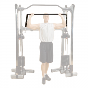 Body-Solid GDCC Bar Attachment [GDCCBAR] - shoulder press
