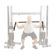 Body-Solid GDCC Bar Attachment [GDCCBAR] - squat