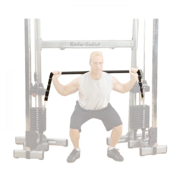 Body-Solid GDCC Bar Attachment [GDCCBAR] - squat