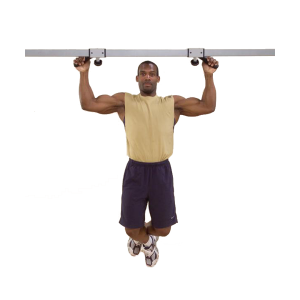 Body-Solid Lat Pull-up / Chin-up Attachment [GCA2]