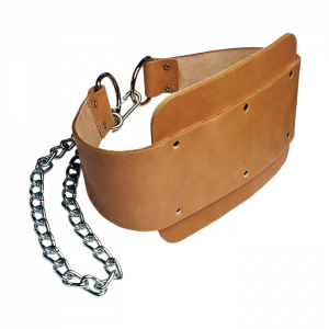 Body-Solid Leather Dip Belt [MA330]