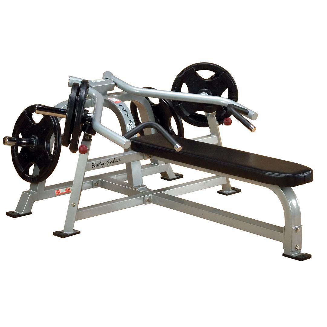 Body Solid Leverage Bench Press Lvbp Incredibody