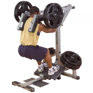 Body-Solid Leverage Squat Calf Raise GSCL360