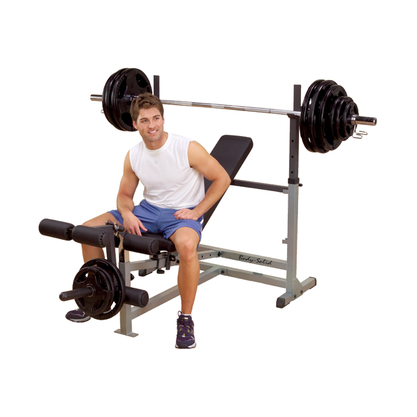 Body-Solid PowerCenter Combo Bench [GDIB46L]