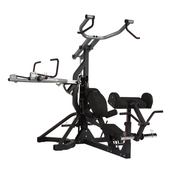 Body-Solid Powerlift Freeweight Leverage Gym SBL460