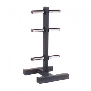 Body-Solid PowerLift Olympic Weight Tree with Bar Holder [WT46]
