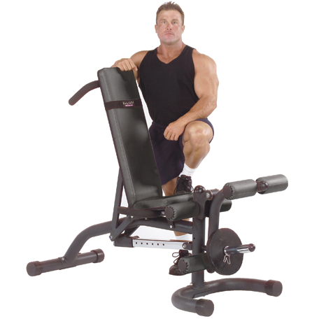 Body-Solid Powerlift Workout Bench FID46