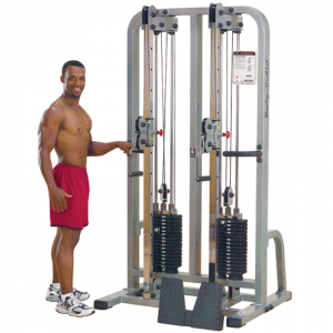 Body-Solid Pro Club Line Dual Cable Column [SDC2000G]
